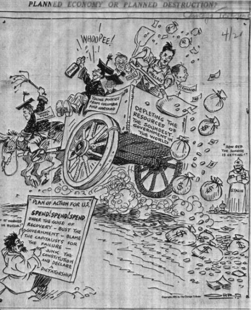 1934 Deja-vu?