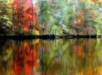 Reflections in Autumn