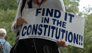 find it in the constitution