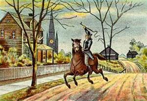 """Paul Revere on """"Big Brown"""""""