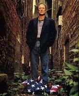 Photo of Ayers taken on September 11, 2001