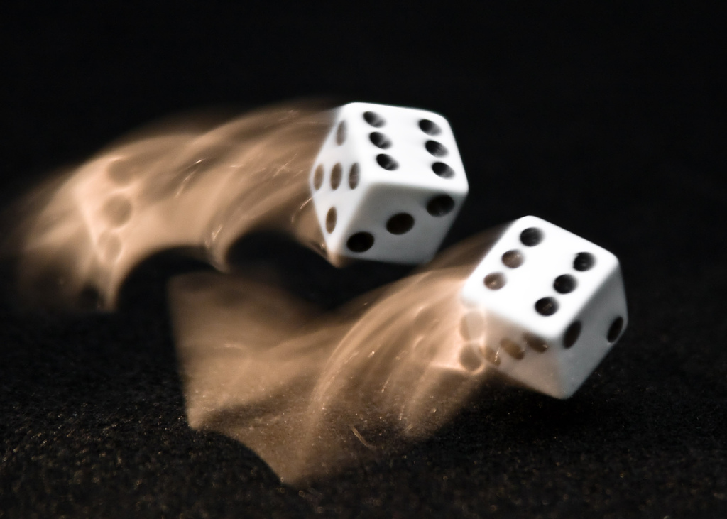 Rolling the Dice | drkatesview