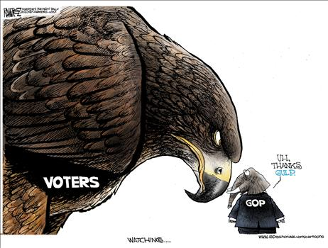 voters and gop