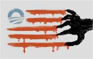 Obama's Benghazi Flag