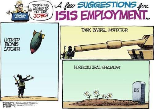 jobs for isis