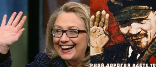 communists and clinton
