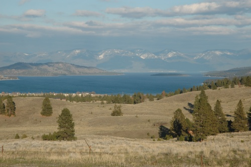 Flathead Lake, Western MT.